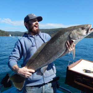 Hawkesbury River Jewfish Charter